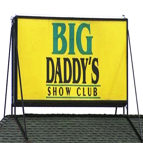 Are big club daddys strip all clear