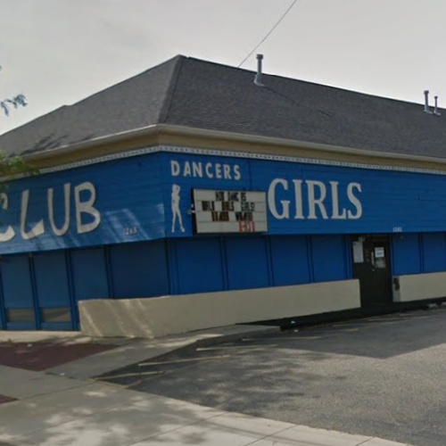 Strip clubs akron